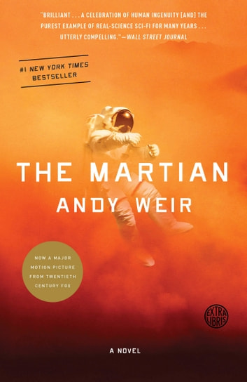 The Martian - A Novel ebook by Andy Weir