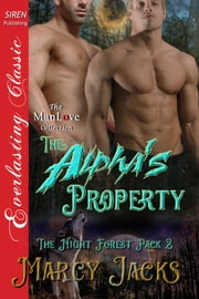 The Alpha's Property ebook by Kobo.Web.Store.Products.Fields.ContributorFieldViewModel