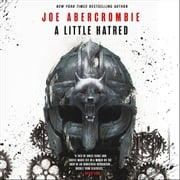 A Little Hatred audiobook by Joe Abercrombie