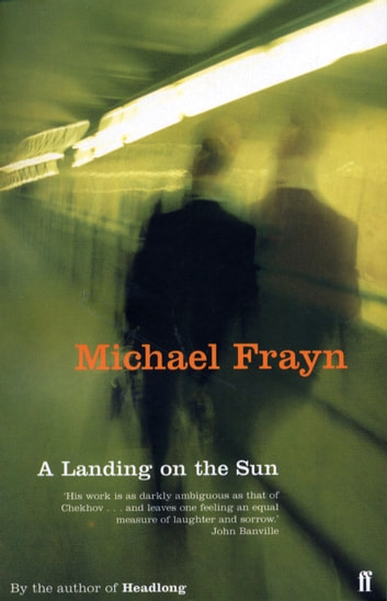 A Landing on the Sun ebook by Michael Frayn