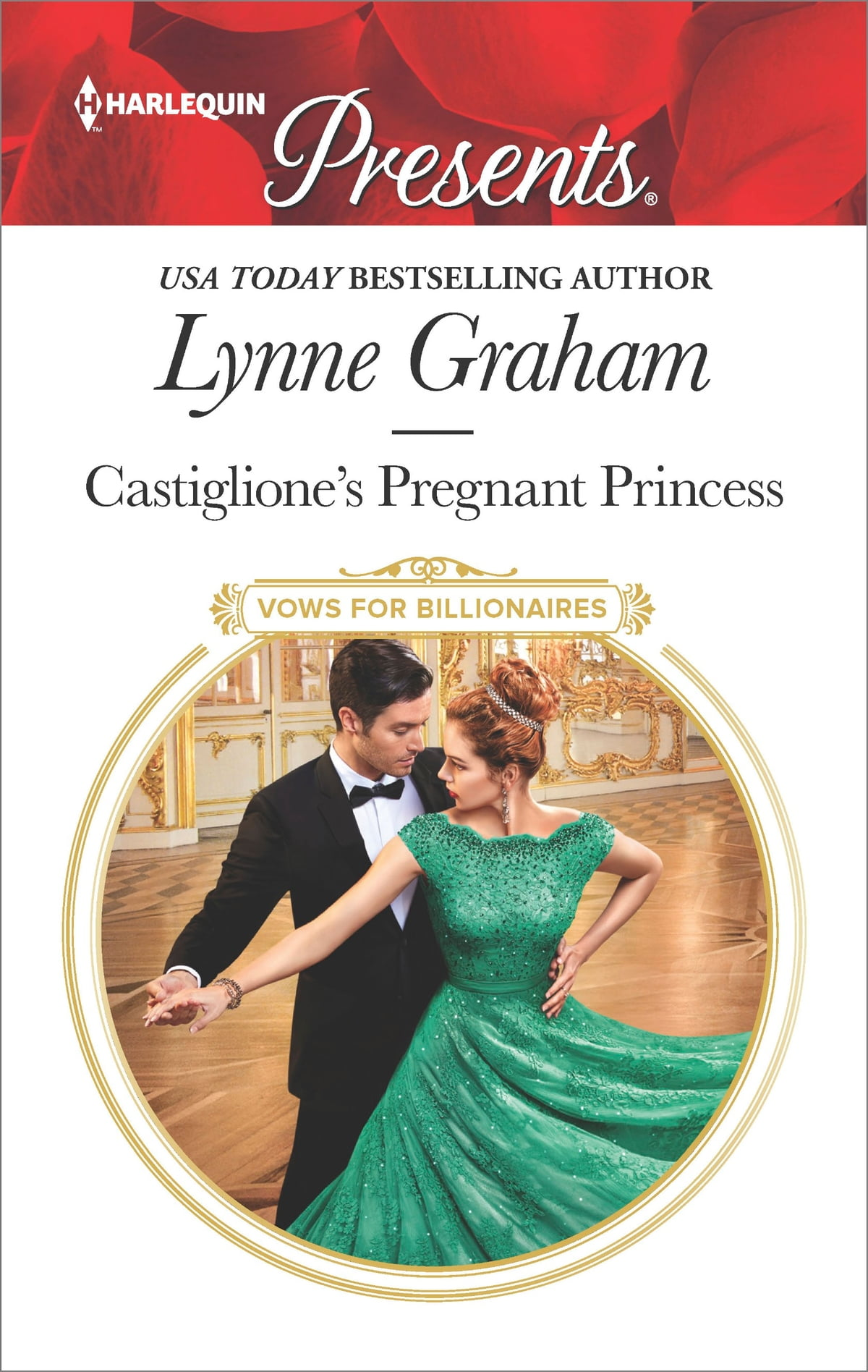 Castiglione's Pregnant Princess ebook by Lynne Graham - Rakuten Kobo