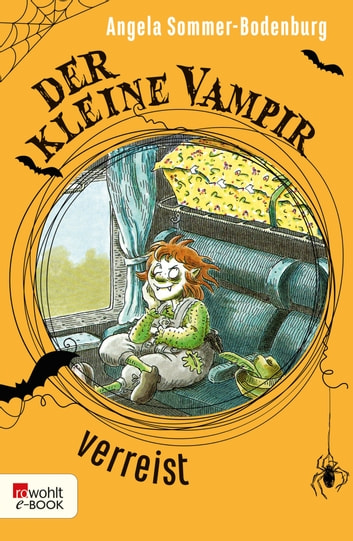 Der kleine Vampir verreist eBook by Angela Sommer-Bodenburg