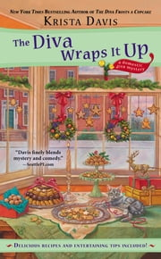 The Diva Wraps It Up ebook by Krista Davis