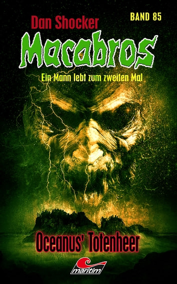 Dan Shocker's Macabros 85 ebook by Dan Shocker
