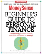 The MoneySense Beginner's Guide to Personal Finance, Everything you need to know to grow your wealth