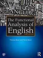 The Functional Analysis of English ebook by Thomas Bloor, Meriel Bloor