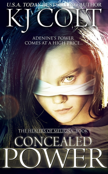 Concealed Power ebook by K. J. Colt