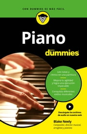 Piano para Dummies ebook by Blake Neely