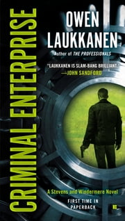 Criminal Enterprise ebook by Owen Laukkanen