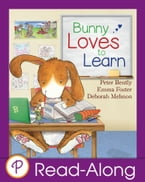 Bunny Loves to Learn (Parragon Read-Along)