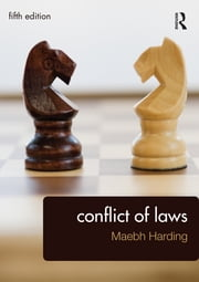 Conflict of Laws ebook by Maebh Harding