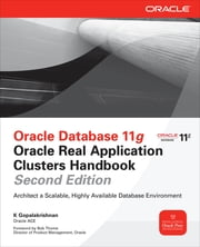 Oracle Database 11g Oracle Real Application Clusters Handbook, 2nd Edition ebook by K Gopalakrishnan