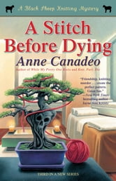 A Stitch Before Dying ebook by Anne Canadeo