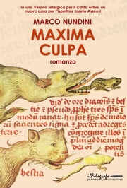 Maxima culpa ebook by marco nundini