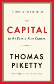Capital in the Twenty-First Century ebook by Thomas Piketty