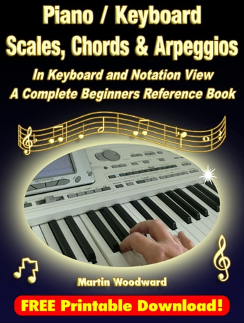 Piano Scale Book