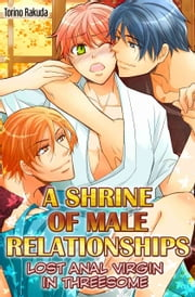 (Yaoi) A Shrine of Male Relationships - Lost Anal Virgin in Threesome ebook by Torino Rakuda