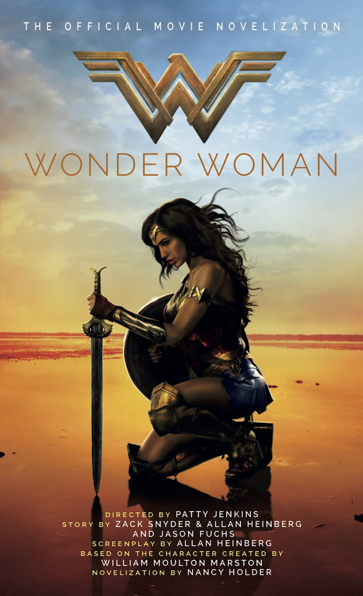 Wonder Woman The Official Movie Novelization Ebook By -5746
