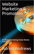 Website Marketing and Promotion ebook by Adrian Andrews