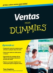 Ventas para Dummies ebook by Tom Hopkins,Naim Forghani Teruel