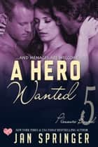 A Hero Wanted ebook by