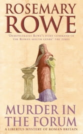 Murder in the Forum ebook by Rosemary Rowe