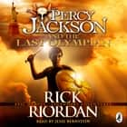Percy Jackson and the Last Olympian (Book 5) audiobook by Rick Riordan
