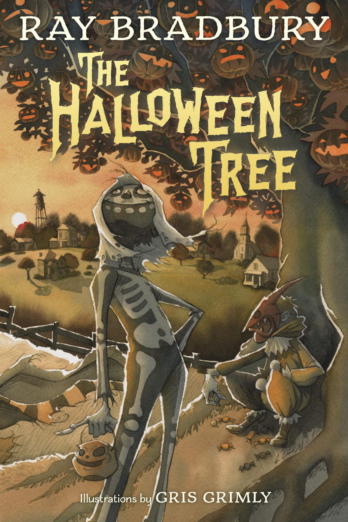 the halloween tree ebookray bradbury - 9780553512724 | rakuten kobo
