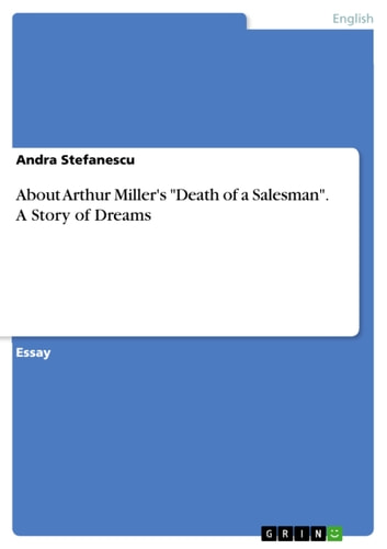 death of a salesman a story Death of a salesman summary - death of a salesman by arthur miller summary and analysis.