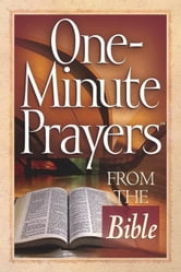 One-Minute Prayers from the Bible ebook by Lyda, Hope