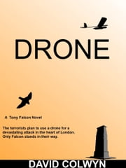 Drone ebook by David Colwyn