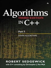 Algorithms in C++ Part 5 - Graph Algorithms ebook by Robert Sedgewick