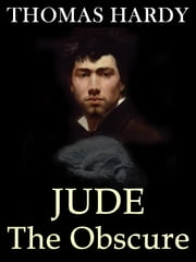 JUDE The Obscure (Illustrated) ebook by Thomas Hardy
