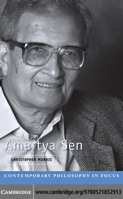 Amartya Sen ebook by Morris, Christopher