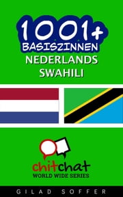 1001+ basiszinnen nederlands - swahili ebook by Kobo.Web.Store.Products.Fields.ContributorFieldViewModel