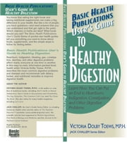 User's Guide to Healthy Digestion ebook by Victoria Dolby Toews MPH
