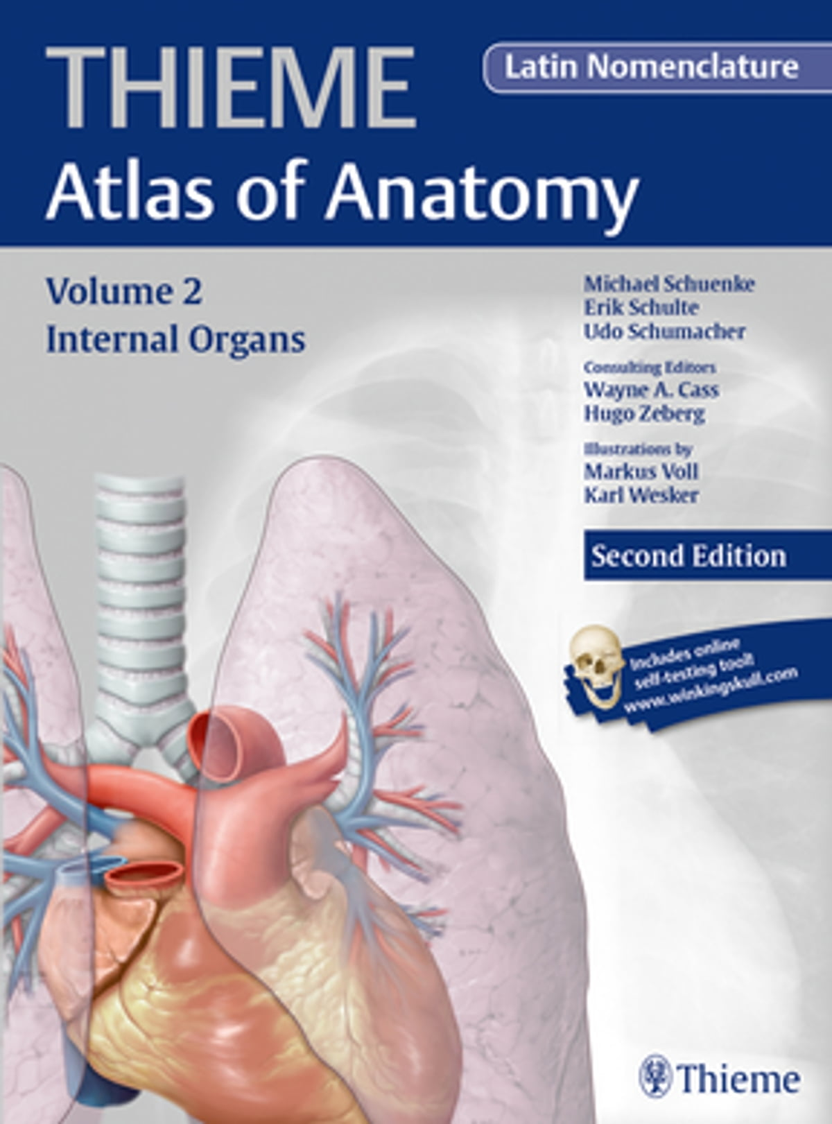 Internal Organs Thieme Atlas Of Anatomy Latin Nomenclature Ebook