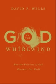 God in the Whirlwind - How the Holy-love of God Reorients Our World ebook by David F. Wells
