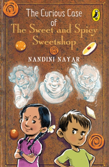 The Curious Case of The Sweet and Spicy Sweetshop ebook by Esther David