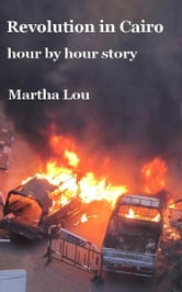 Revolution in Cairo (hour by hour story) ebook by Martha Lou