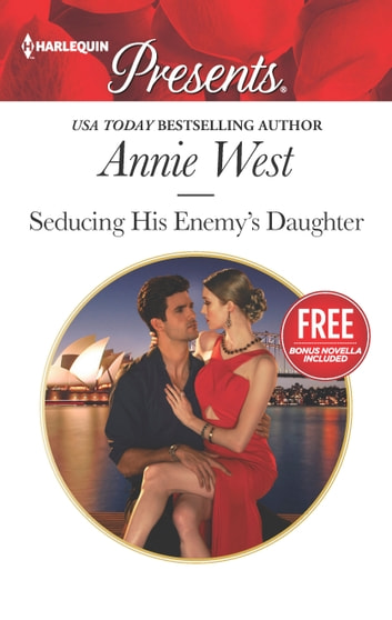 Seducing His Enemy's Daughter - Christmas at the Castello (bonus novella) ebook by Annie West,Amanda Cinelli