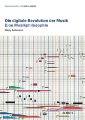 Die digitale Revolution der Musik - Eine Musikphilosophie ebook by Harry Lehmann