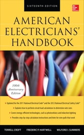 American Electricians' Handbook, Sixteenth Edition ebook by Terrell Croft,Frederic Hartwell,Wilford Summers