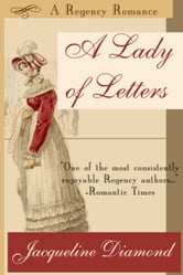 A Lady of Letters ebook by Jacqueline Diamond