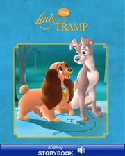 Lady and the Tramp - A Disney Read Along ebook by Disney Book Group