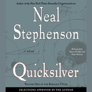 Quicksilver - Volume One of The Baroque Cycle audiobook by Neal Stephenson