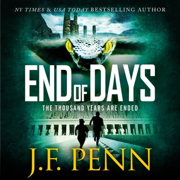 End of Days - An ARKANE Thriller Book 9 audiobook by J.F. Penn