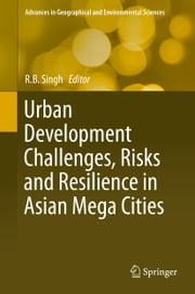 Urban Development Challenges, Risks and Resilience in Asian Mega Cities ebook by R.B. Singh
