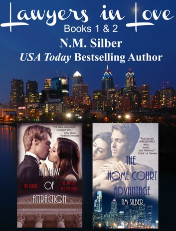 Lawyers in Love, Books 1&2 Boxed Set ebook by N.M. Silber