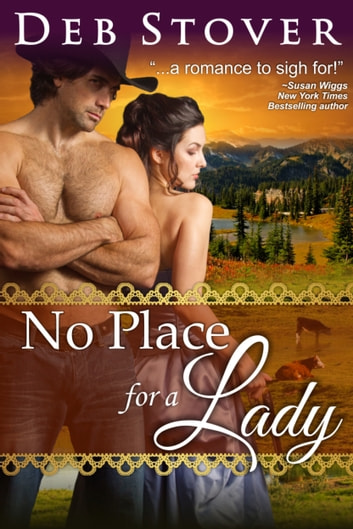 No Place For A Lady ebook by Deb Stover